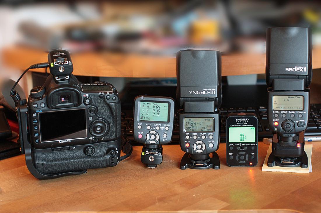 Yongnuo , manual flash control, YN622C-TX firmware uograde, YN560-TX